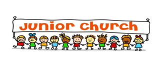 Junior Church at St Oswald's
